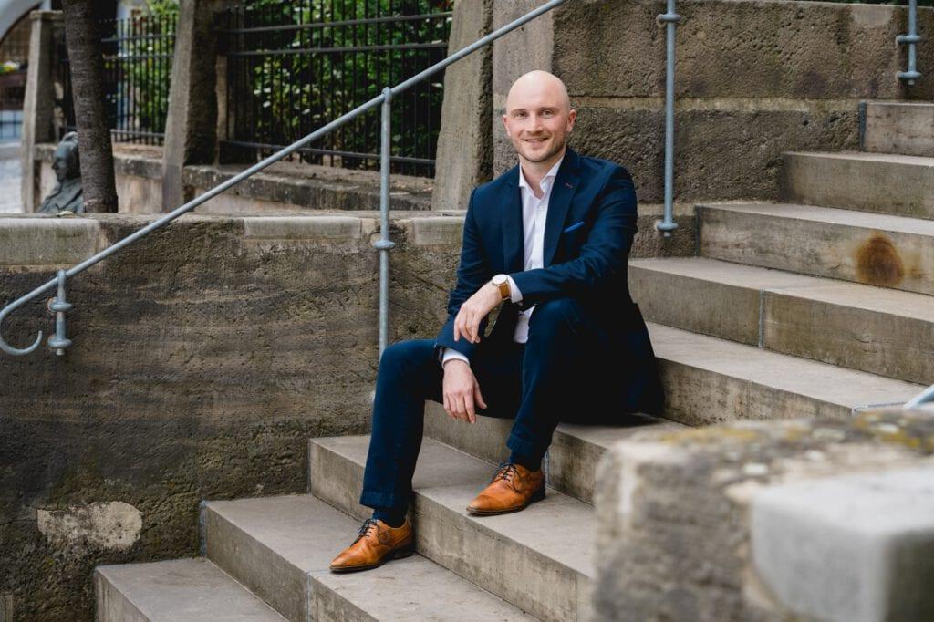 Tim Schöne - Immobilienmakler Ilm-Kreis