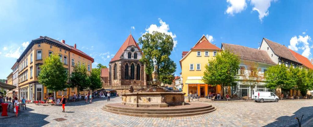 Immobilienmakler Arnstadt